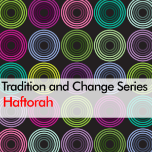 Haftarah - Exploring the Triennial Reading | CoM